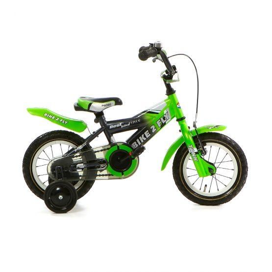 Bike 2 Fly 12 Jongensfiets