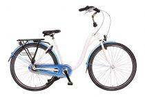 Altec Sweet Moederfiets N-3 Wit/Blauw 56cm