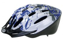 Helm Ventura 731027 Blue Spots M 53-57